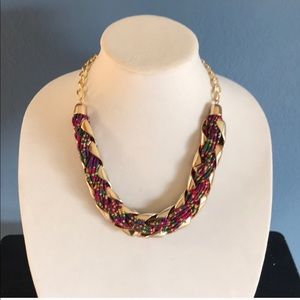 Jewelry - Contemporary Multi-Color Necklace